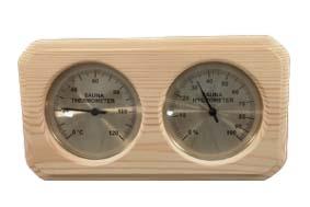 Комбиниран термометър-хигрометър